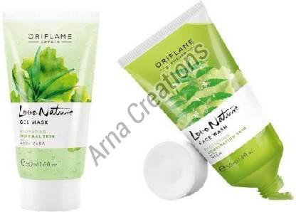 Oriflame Sweden Face Wash and Mask Combo
