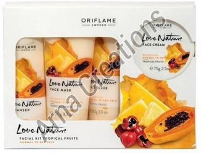 Oriflame Sweden Love Nature Facial Kit