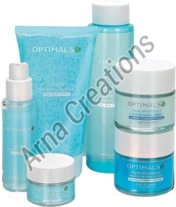Oriflame Sweden Optimals Hydra Radiance Kit