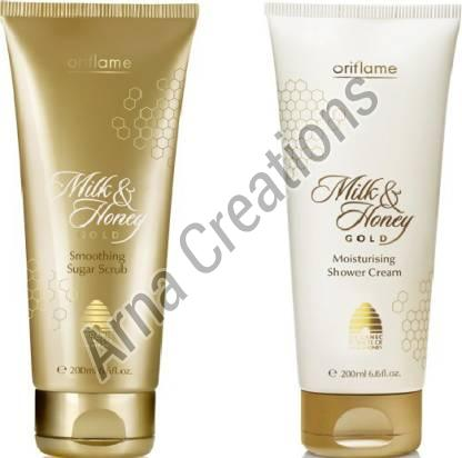 Oriflame Sweden Shower Cream and Scrub Combo