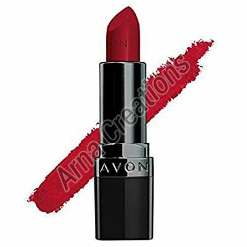 Red Supreme Avon True Color Perfectly Matte Lipstick