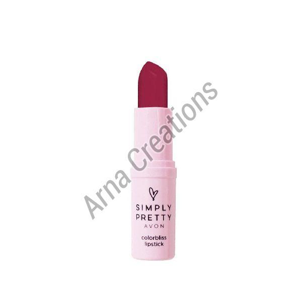 Wine Avon Simply Pretty Colorbliss Matte Lipstick