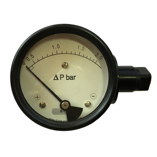 Diaphragm Operated Differential Pressure Gauge