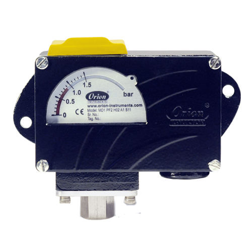 Fixed Compound Range Pressure Switch
