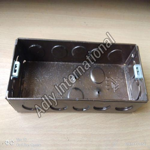 Galvanized Modular Box
