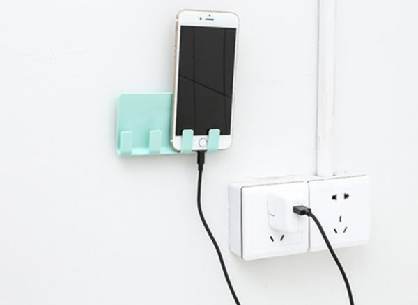 Wall Mounted Mobile Stand