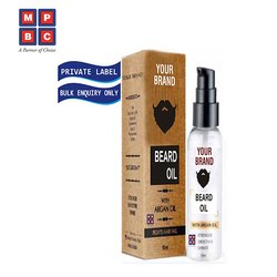 Beard Oil With Argan Oil