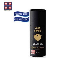 Earthy Tones Beard Oil