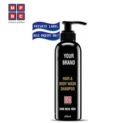 Hair & Body Wash Shampoo