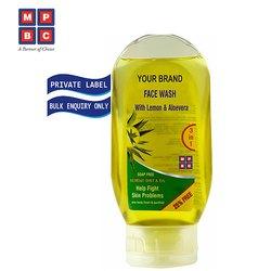 Lemon & Aloevera Face Wash