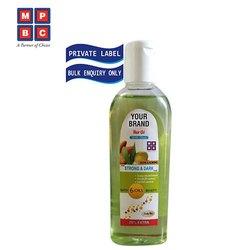 Olive & Almond Hair Oi