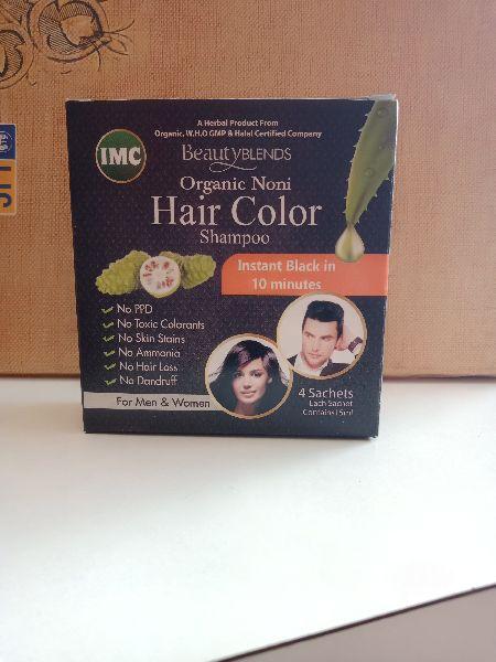 Organic Noni Hair Color Shampoo