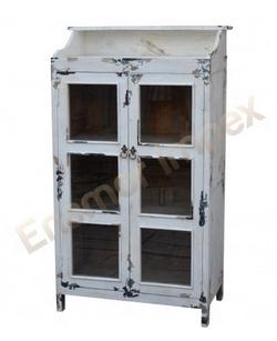 Wooden Almirah (EMI-1301)