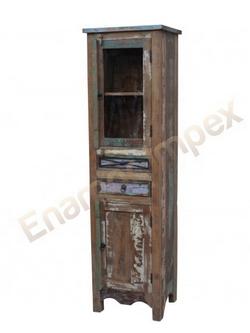 Wooden Almirah (EMI-1303)