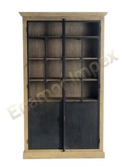 Wooden Almirah (EMI-1306)