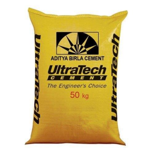 PP Cement Packaging Bag