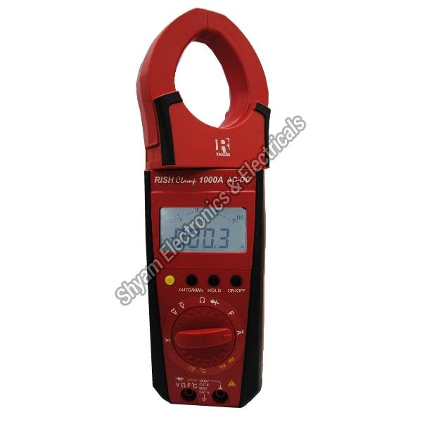 1000A AC/DC Digital Clamp Meter