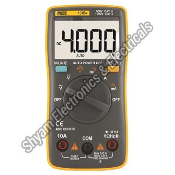 101B+ Digital Multimeter