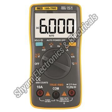 108B+TRMS Digital Multimeter