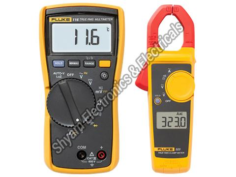 116 True RMS Clamp Meter