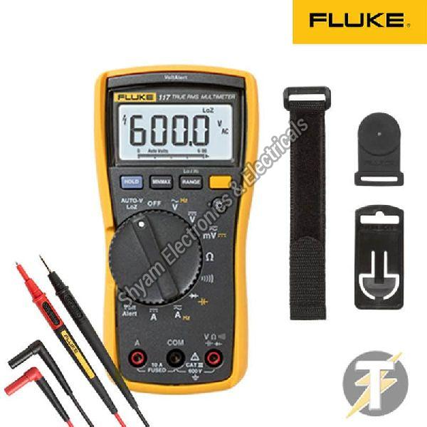 117 True RMS Digital Multimeter