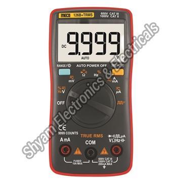 126B+TRMS Digital Multimeter