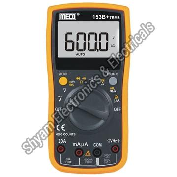 153B+TRMS Digital Multimeter