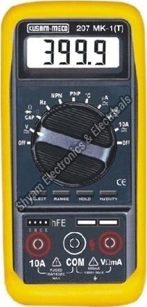 207-MK-1(T) Industrial Grade Digital Multimeter