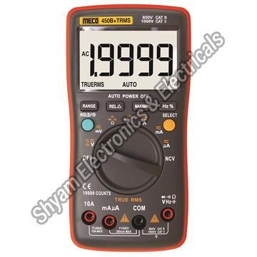 450B+TRMS Digital Multimeter