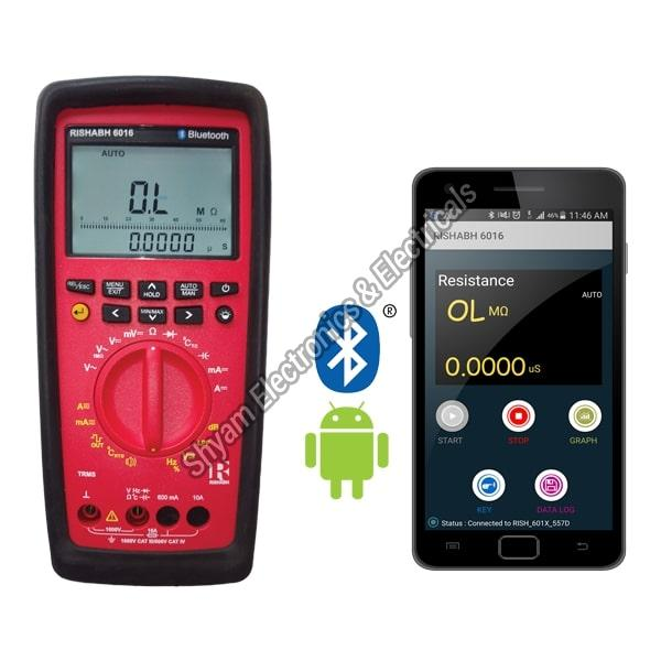 6015 BT Digital Multimeter