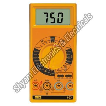 603 Digital Multimeter