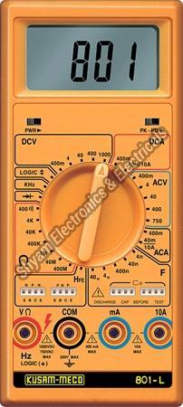 801- L Industrial Grade Digital Multimeter