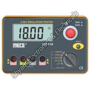 918 Digital Insulation Tester