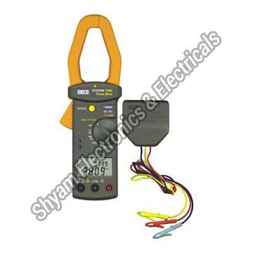 Digital Clamp On Power Meter