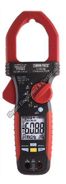KM-088 UL Approved Digital Clamp Meter