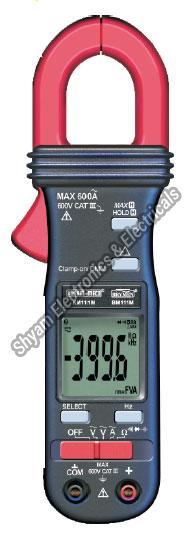 KM-111M UL Approved Digital Clamp Meter
