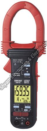 KM-135 UL Approved Digital Clamp Meter