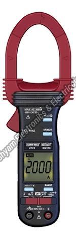 KM-2772 UL Approved Digital Clamp Meter