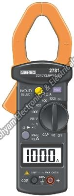 KM-2781 Industrial Grade Digital Clamp Meter