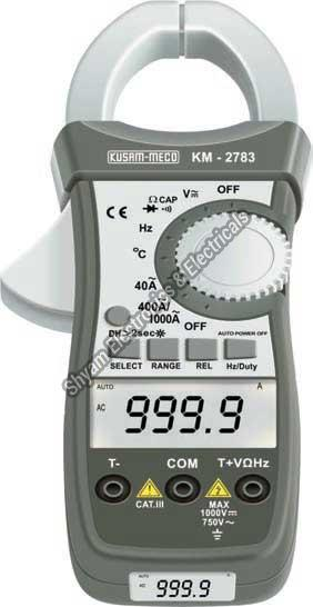 KM-2783 Professional Grade Digital Clamp Meter