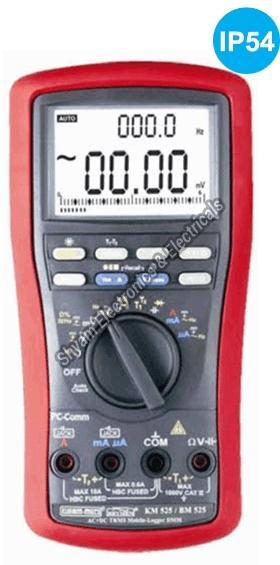 KM-525 UL Approved Digital Multimeter