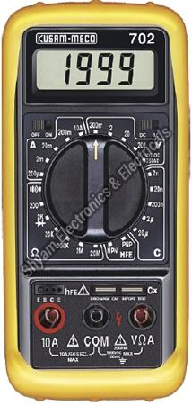 KM-702 Industrial Grade Digital Multimeter