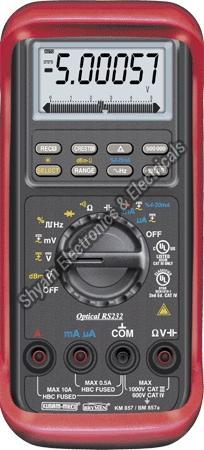 KM-857 UL Approved Digital Multimeter