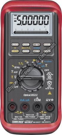 KM-859CF UL Approved Digital Multimeter