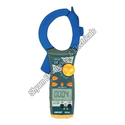 KM-860A Industrial Grade Digital Clamp Meter