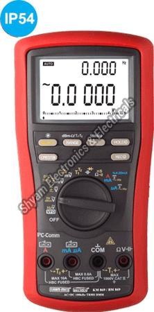 KM-869 UL Approved Digital Multimeter