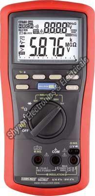KM-876 UL Approved Digital Multimeter