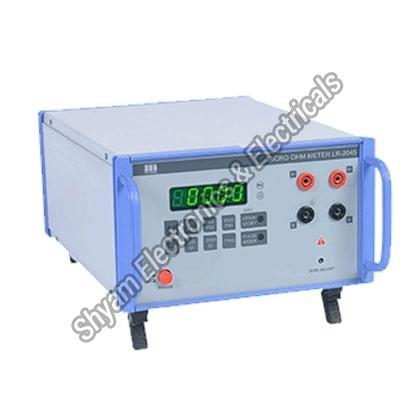 LR-2045 Contact Resistance Meter