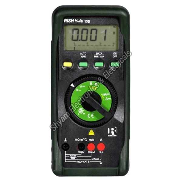 Multi 13S Digital Multimeter