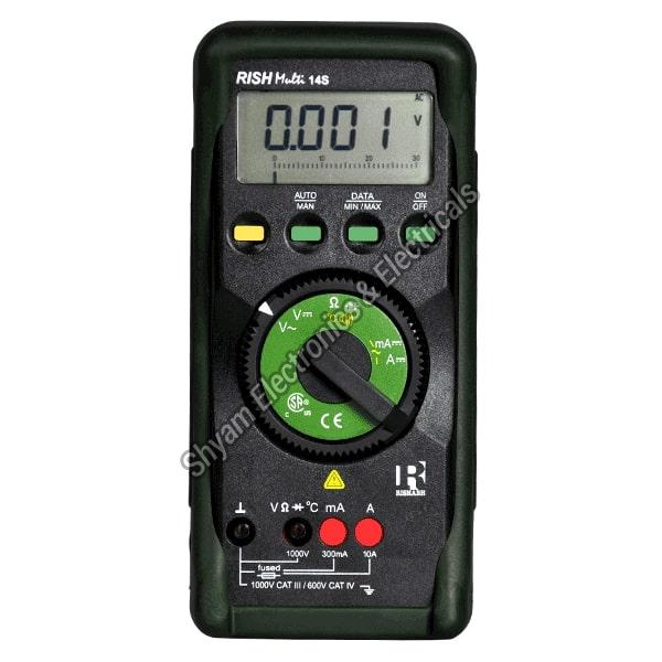 Multi 14S Digital Multimeter